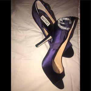 Beautiful new Badgley Mischka heels. Never worn.